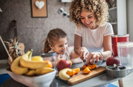 Nutrition for kids:  Healthy Diet Guidelines